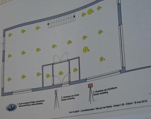 Maak Eigen Lichtplan : Lichtplan laten maken voor je woning waplalux interieurstyling
